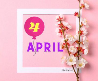 karakter lahir 4 april