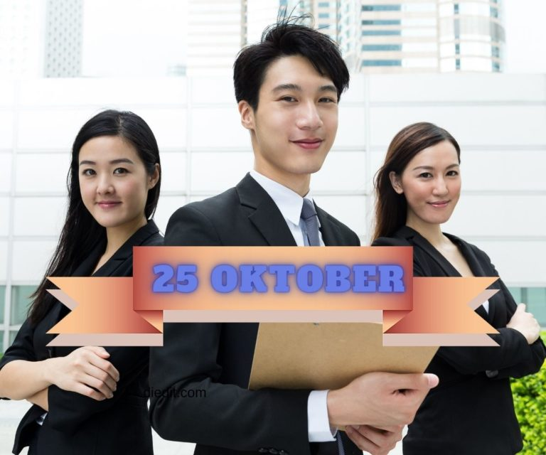 sifat kelahiran 25 oktober