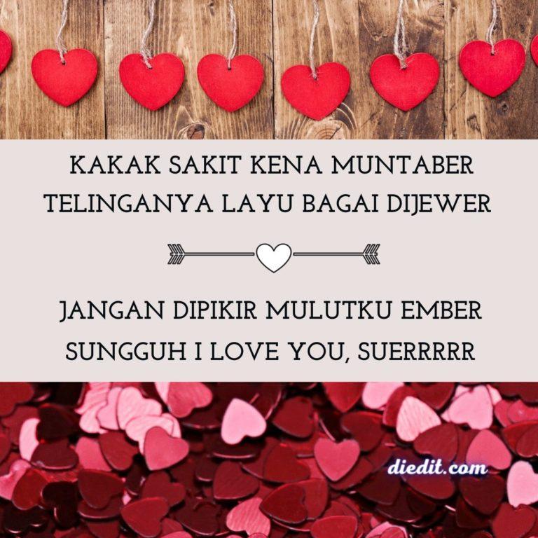 pantun i love you