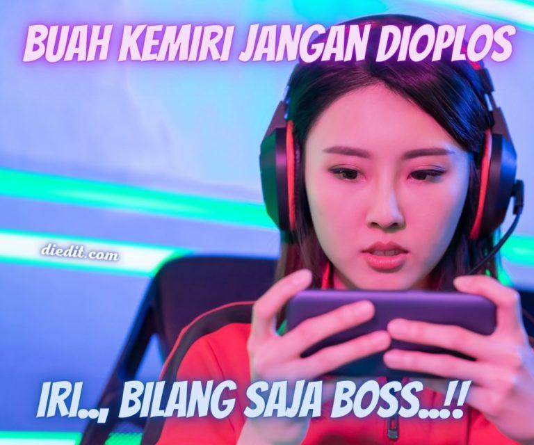 pantun iri bilang bos