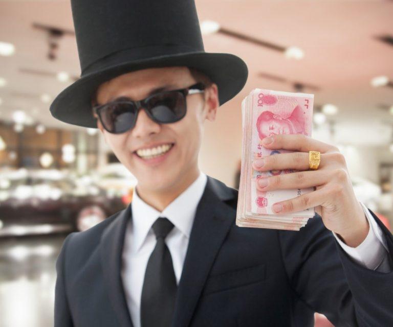 orang kaya chaebol