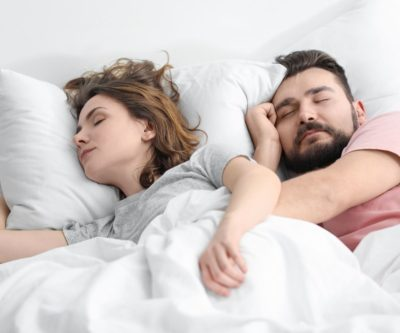tidur bersama