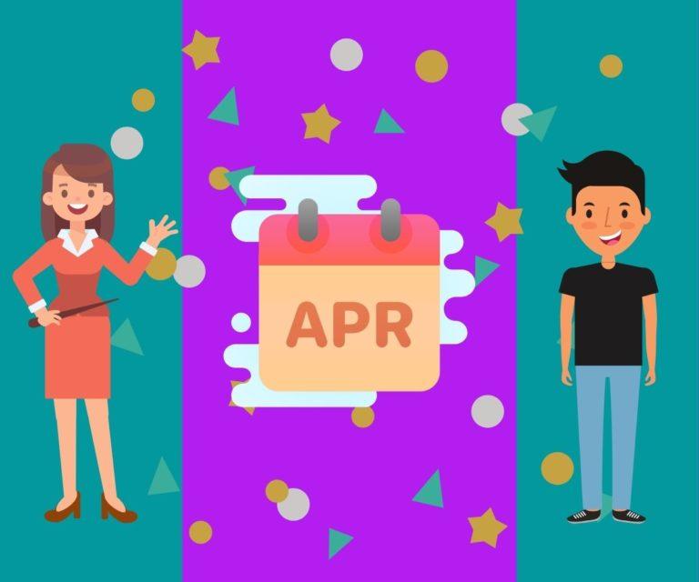 sifat kelahiran april