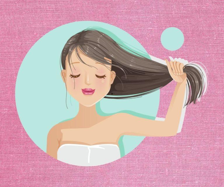 cara membuat rambut lembut