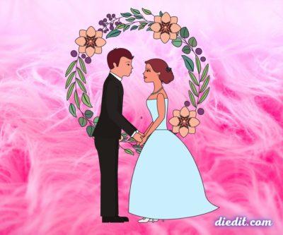 arti mimpi jadi pengantin